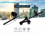 Portable de 5MP HD sob o sistema de vigilância do veículo com duas câmaras digitais (H2D-400)