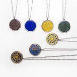 Juwelen van de Ring van het Roestvrij staal van de Armband van het Leer van de manier de Vastgestelde Echte