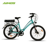 off-Road 250W 36V Power Green 도시 Ebike