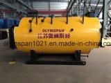 オイルかガス燃焼の蒸気ボイラ(WNS)