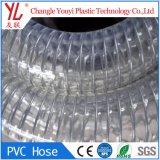 Fil en acier flexible haute pression flexible en PVC renforcé