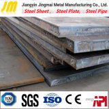 Tipo placa de acero de A36 A516 A283 Ss400