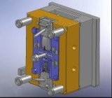 Manufatura da modelagem por injeção de aparelhos electrodomésticos