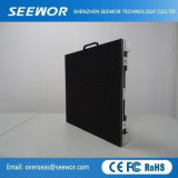 P3.91mm display LED para interior com 500*500mm cabinet