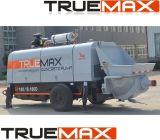 Truemax 90m3 por hora da bomba de concreto estacionários portáteis