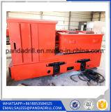 Locomotora eléctrica subterráneo de la batería de almacenaje de la mina de carbón