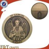 Medalla de metal personalizados Quanlity alta medalla de recuerdo para la adjudicación