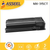 2017 toner compatibile di vendita caldo Mx-315CT per Sharp