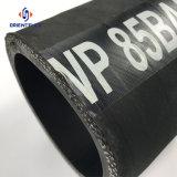 Tubo flessibile di gomma di gomma dell'estremità della pompa per calcestruzzo del tubo flessibile della pompa per calcestruzzo di Pm