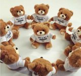 새로운 부속품 만화 선물 곰 휴대용 USB 충전기