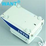 120 g de 5mg El analizador de humedad de la pantalla LCD calefacción halógeno, medidor de humedad