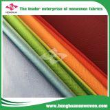 Diseño no tejido de la cruz de la tela de los PP Spunbond (cambrelle de los PP)