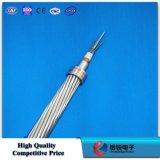Fil de terre composé de fibre optique (structure excentrique B-04 de tube d'OPGW)