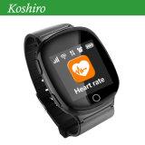 Kinetik-den intelligenten Uhr GPS-Verfolger für hören gealtert