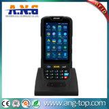 Andriod GPS 4G長距離パッドUHF RFIDの読取装置著者
