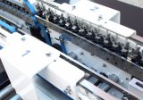 Heeft de Video 280m/Min Automatische Omslag Gluer van de Hoge snelheid van het Type van Eenheid voor Golf (gk-1100GS)