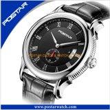 シンセンの最も新しいステンレス鋼の人の腕時計の製造業者