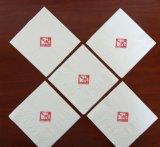 Cóctel de servilletas de papel impreso de atención al cliente