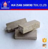 대리석 화강암을%s 중국 다이아몬드 세그먼트