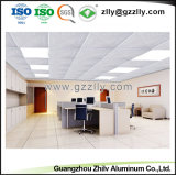 Apariencia elegante techo de metal de aluminio con ISO9001