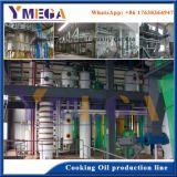 Óleo completo de alta eficiência qualificada pressionando e fábrica de refino de petróleo