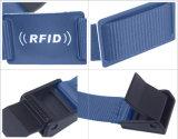 N005 125kHz Em4100 NylonWristband/billig RFID Chip gesponnener Wristband für Aktivitäten