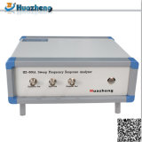 Réponse en fréquence de balayage du transformateur Analyzer Fra enroulement du transformateur Testeur de déformation