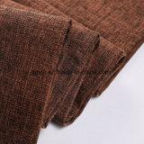 Ткань 100% полиэфира Linen конструкции для драпирования мебели комнаты