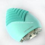 Cura di pelle facciale del mini del fronte di spazzola del pulitore strumento ultrasonico del silicone