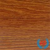 Papel impregnado melamina da grão da madeira de carvalho para o folheado (4856-26)