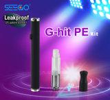 Crayon lecteur étanche de vente chaud de Cbd Vape de cigarettes de PE électronique de Seego Ghit