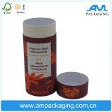L'emballage personnalisé multi fonction boîte couche tube cosmétiques avec ruban