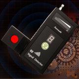 自動しきい値のバグの探知器の無線カメラの探知器RFのハンターの反卒直で高い感度の無線バグの探知器RFのシグナルの探知器
