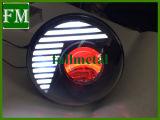 ジープのラングラーJkのための7インチ45W LEDの円形のヘッドライト