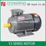 Воздуходувки индукции AC чугуна Y2 водяная помпа вентилятора асинхронной электрической трехфазной осевая
