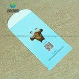 Enveloppe Pocket rouge de Prinitng de premières ventes faites sur commande pendant l'année neuve