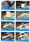 サーブルは鋸歯、交換するS123xfを鋸歯、Hcs HSSのバイメタルを鋸歯を