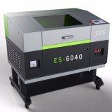 Estaca acrílica de madeira do laser do CO2 do metalóide e máquina de Graving