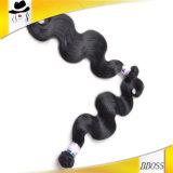 Естественные оптовые перуанские пакеты человеческих волос Remy
