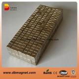 Magneet van NdFeB van de Energie van de motor de Vrije die in China wordt gemaakt