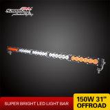 """barra chiara fuori strada impermeabile del CREE LED di vendita calda 30 """" 150W"""
