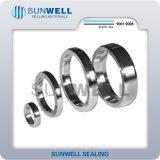 Tipo octagonal junta del acero inoxidable 316 del borde del anillo