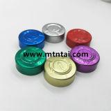 protezioni di alluminio di 20mm con il senso aperto