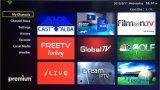 卸し売り全体的なIPTVの一定の上1080P人間の特徴をもつTVボックス