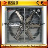 Jinlong 56pulgadas el equilibrio de peso Ventilador de escape para la cría de animales