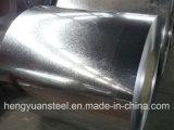 Dx51d DC51D a galvanisé la feuille de Gi enduite par zinc en acier de bobine