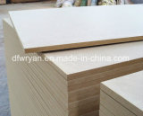 2.0-28mm China Fabrik roher MDF/Plain MDF/Melamine MDF-Vorstand