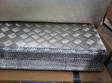 piatto di alluminio dell'ispettore per la cassetta portautensili