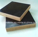 Se utiliza para materiales de construcción, película negra enfrenta la madera contrachapada