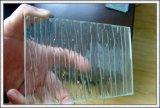 3mm、4mm、5mm、6mmの8mmの明確な模造された計算されたガラス、明確なパタングラス